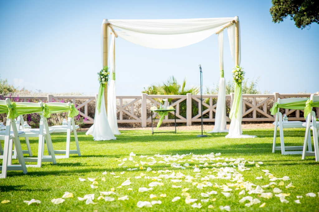 Santa Monica Park Wedding Setup.jpg