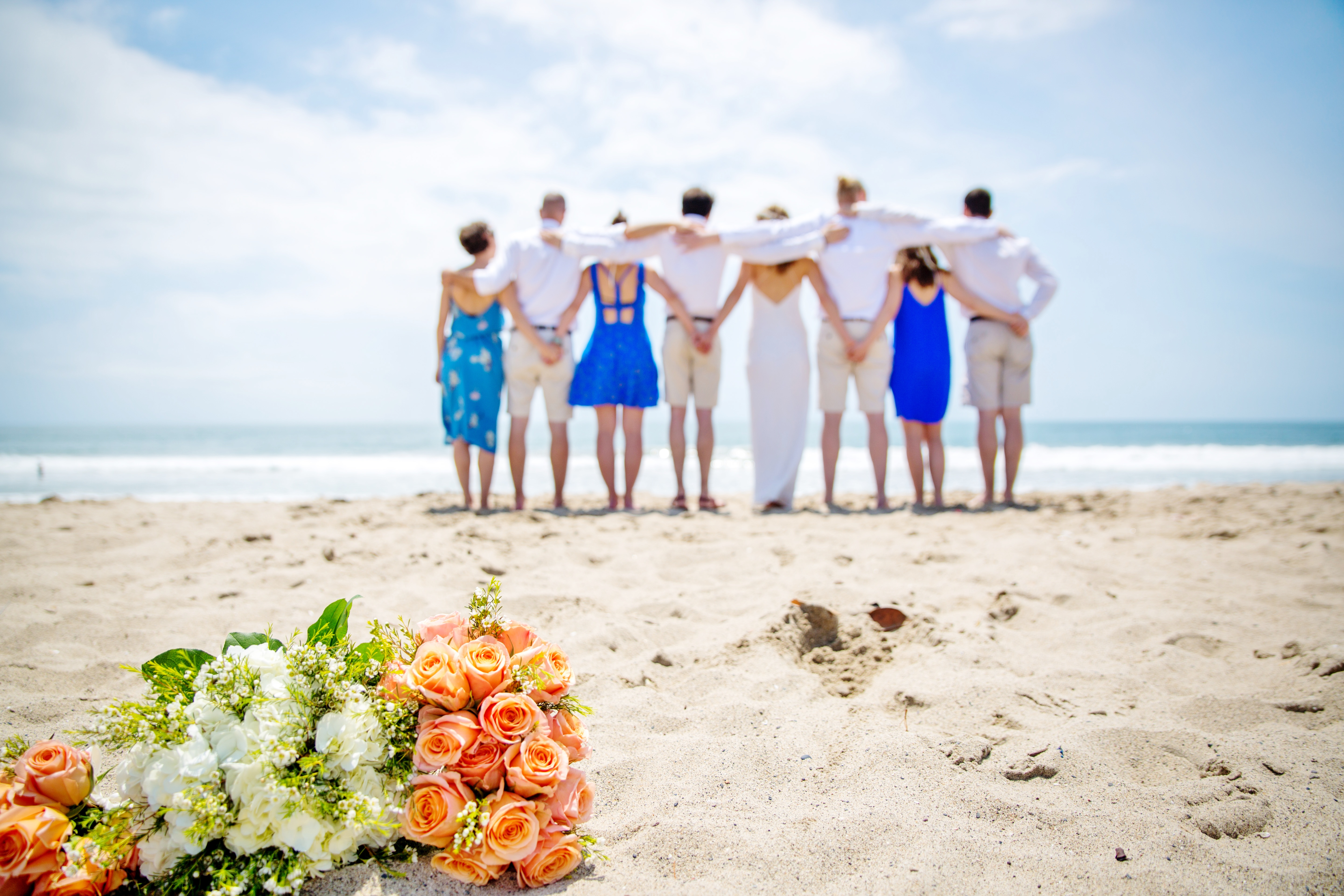 Los Angeles Beach Weddings Offers Amazing Elopement And Full All Inclusive Wedding Packages So You Can Say I