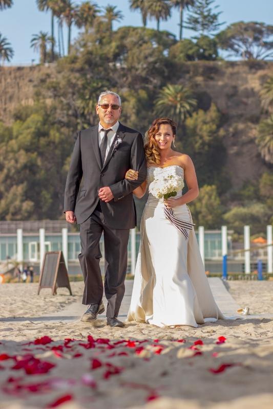 Santa Monica Beach Annenberg